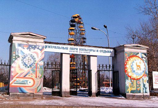 再びシベリア鉄道